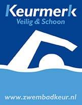 Keurmerk Veilig & Schoon voor Zwembad De Tweesprong