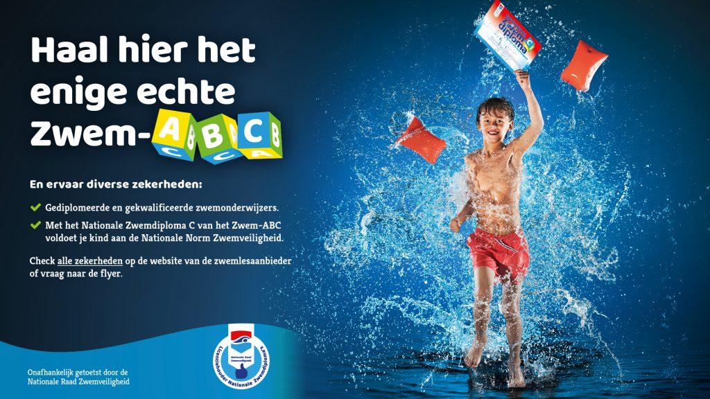 Haal het Zwem-ABC in zwembad De Tweesprong