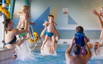 Nieuwe zwembadprogrammering