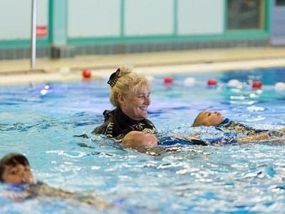 Zwemles De Tweesprong