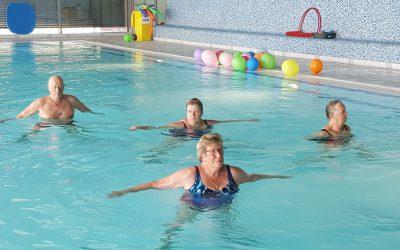 Zwemmen met kanker